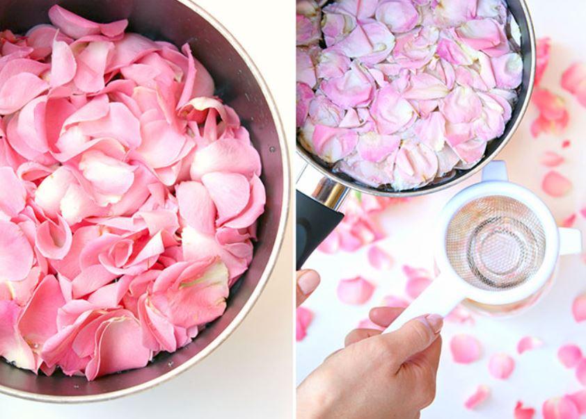 cách làm nước hoa hồng 2