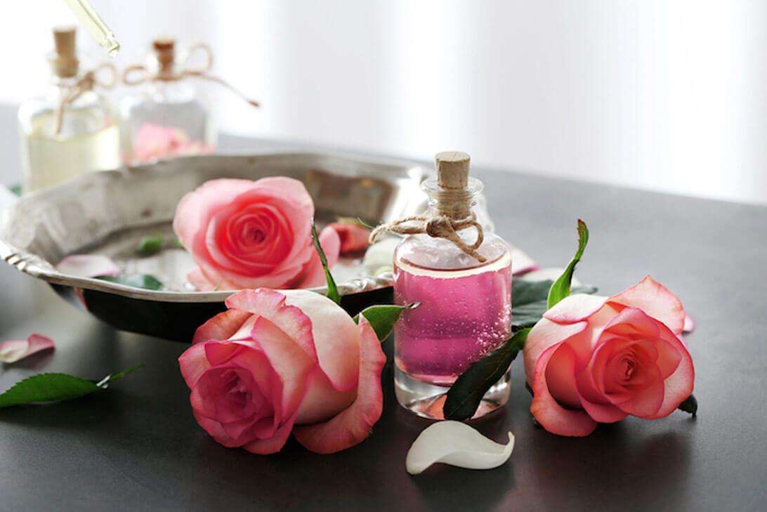 cách làm nước hoa hồng 3