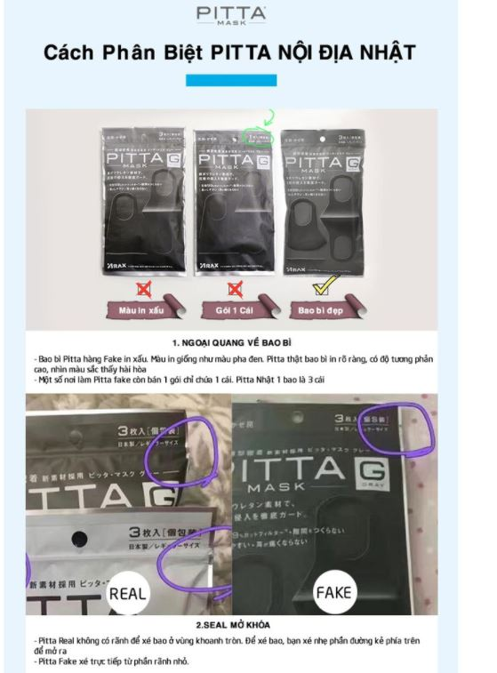 khẩu trang Pitta 4