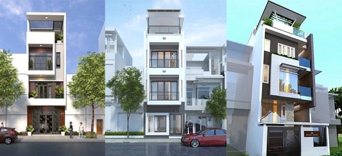 mẫu nhà 3 tầng đẹp 5