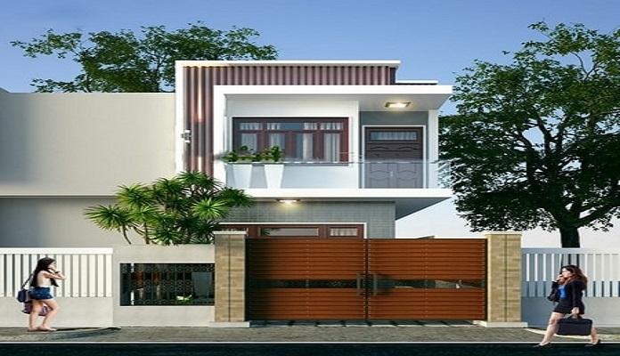 mẫu thiết kế nhà 2 tầng 6x15 2