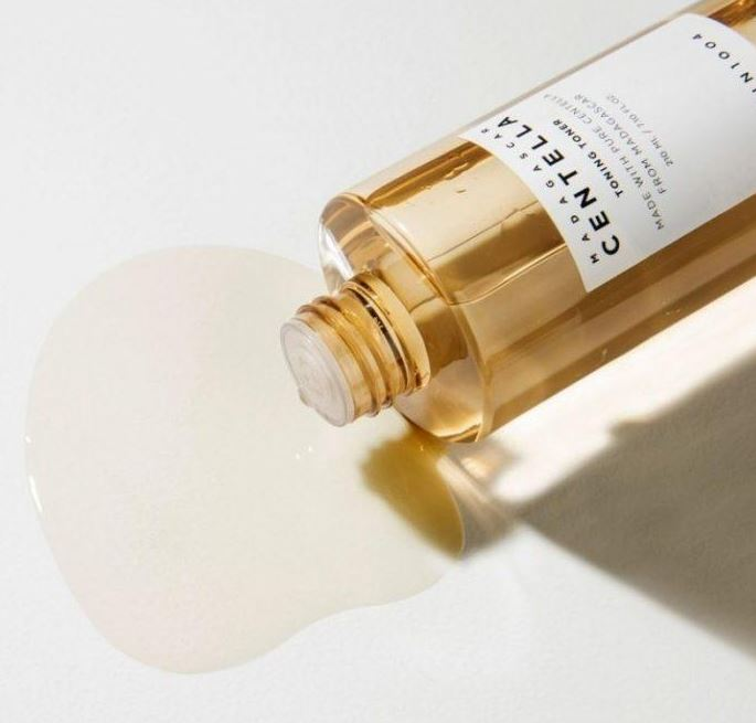 nước hoa hồng Centella 6