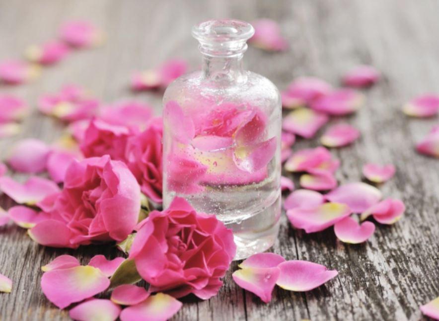 Nước hoa hồng có tác dụng gì 1